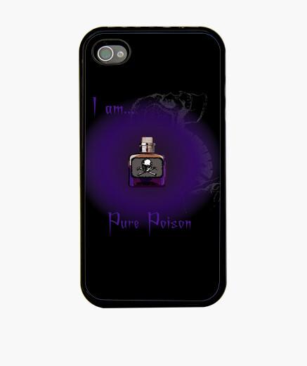 Funda iPhone I am...Pure Poison