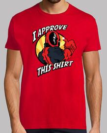 I approve this shirt (Alternativa)