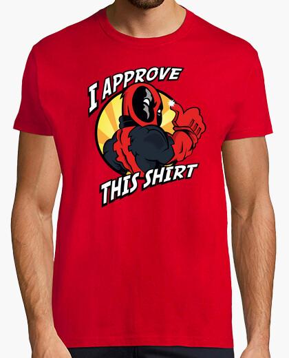 I approve this shirt (alternative) t-shirt