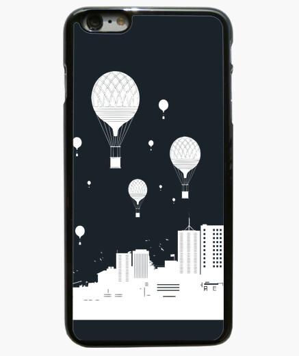 Cover iPhone 6 Plus  / 6S Plus i ballloons e la città