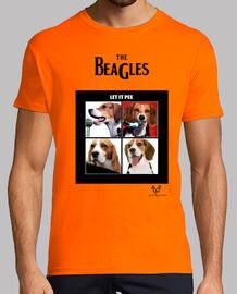 i beagles: lasciarlo pipì.