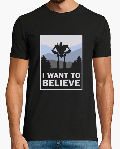 Camiseta I Believe in Giants
