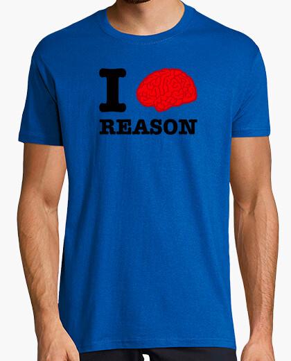 I brain reason t-shirt