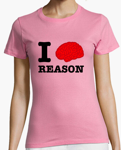 I Brain Reason t-shirt