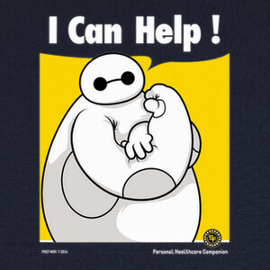 Camisetas I can help!