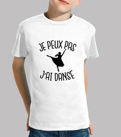i can not i have dance