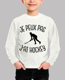 i can not i have hockey