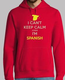 I can´t keep calm I´m Spanish