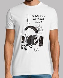 I Can't Live Without Music (Je ne Peux pas Vivre sans Musique)