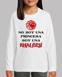 i do not I am a princess I am one khaleesi