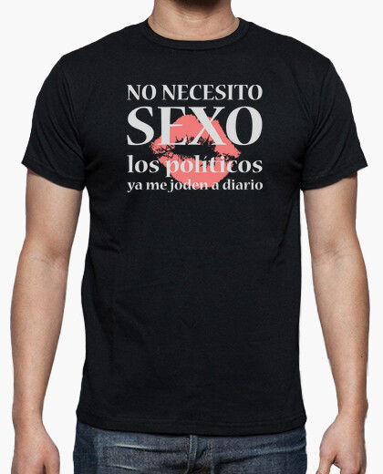 I do not need dark background sex t-shirt