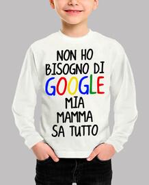 I do not need google