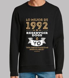 I dogs reservoir 1992 e anni