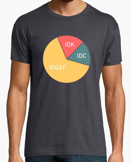 Camiseta I dont care H