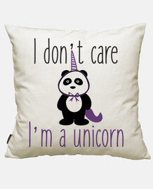 i dont care im a unicorn