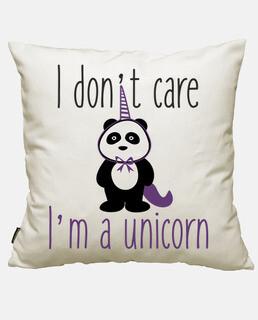 i dont care im a unicorn
