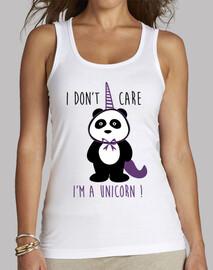 I don't care i'm a unicorn
