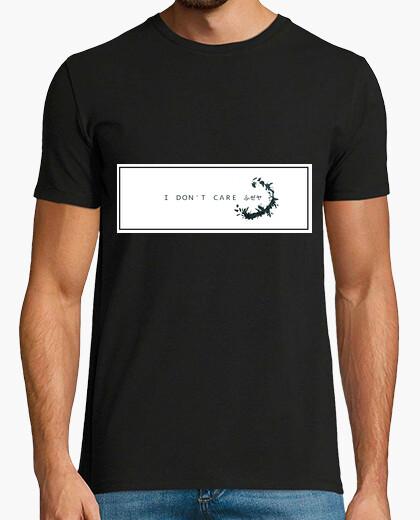 Camiseta I don´t Care Tshirt