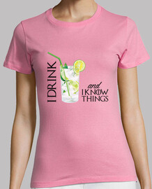i drink and i know things - Girl | GoT