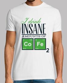 I Drink, Insane Amounts of Co-fe