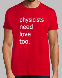 i fisici hanno bisogno di amore troppo