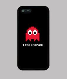 i follow you iphone