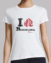 I hate Barcelona