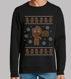 i hate christmas (brutto maglione)