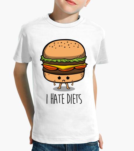 Ropa infantil I hate diets