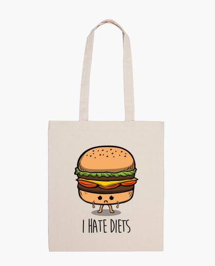 Bolsa I hate diets