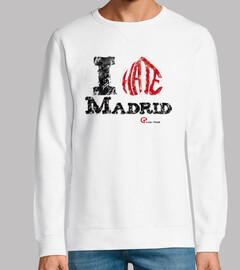 I hate Madrid