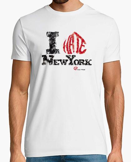 Camiseta I hate New York