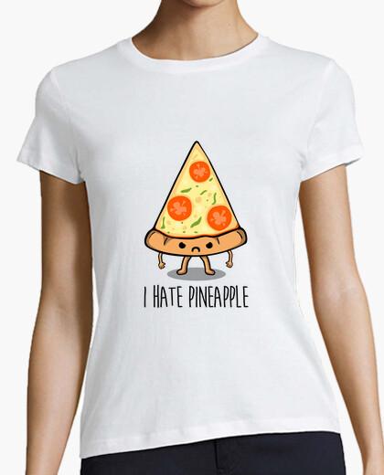 Tee-shirt I hate pineapple