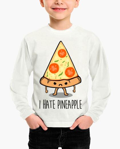 Ropa infantil I hate pineapple