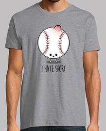 I hate sport