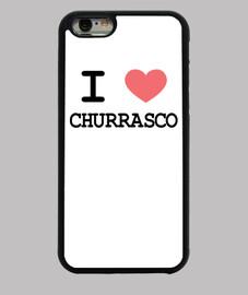 I heart churrasco