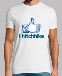 I hitchhike