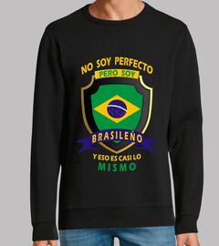 i I am not perfect i I am brazilian jersey
