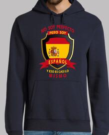 i I am not perfect i I am spanish jersey