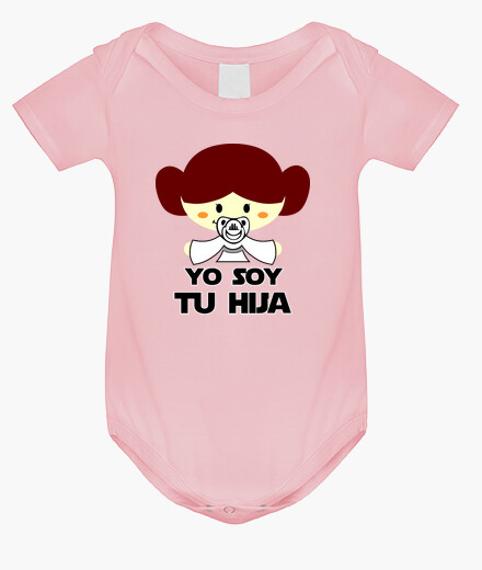 I I am your daughter - father 's day children's clothes