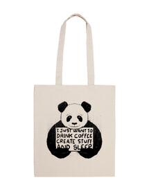 I just want... bag