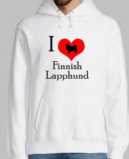 i liebe finnischen lapphund
