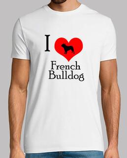 i liebe französische Bulldogge