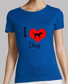 i liebe Hund