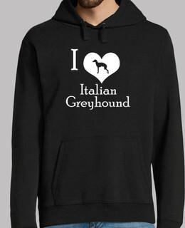 i liebe italienischen grau Hound (w)