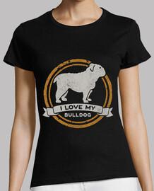 i liebe meine Bulldogge
