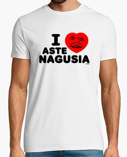 I liebe nagusia aste t-shirt