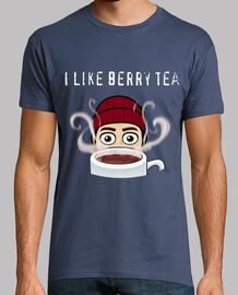 I like berry tea