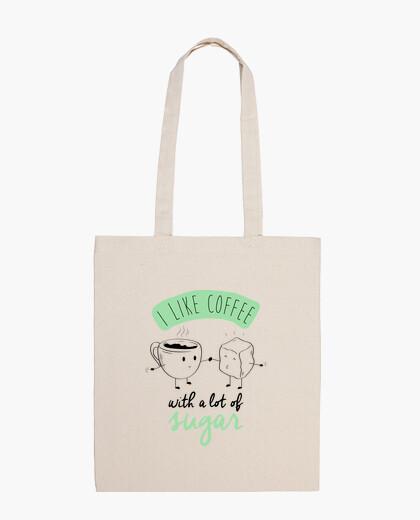 Bolsa I like coffee