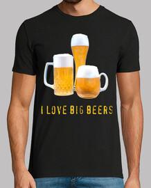 I love  beers